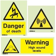 Mechanical Warning Signs