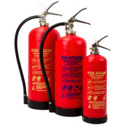 Service-free Extinguishers