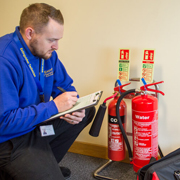Fire Extinguisher Servicing