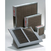 Intumescent Fire Grilles