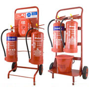 Extinguisher Trolleys