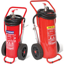Wheeled Extinguishers