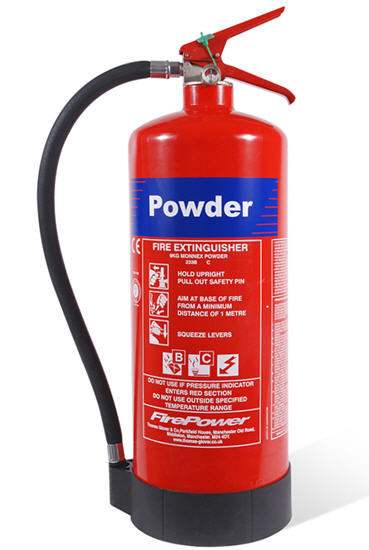 Fire Powder Can : Kg monnex fire extinguisher easy safety