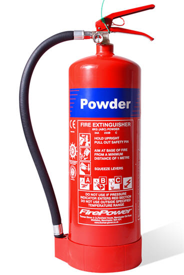 Fire Powder Can : Kg powder fire extinguisher easy safety