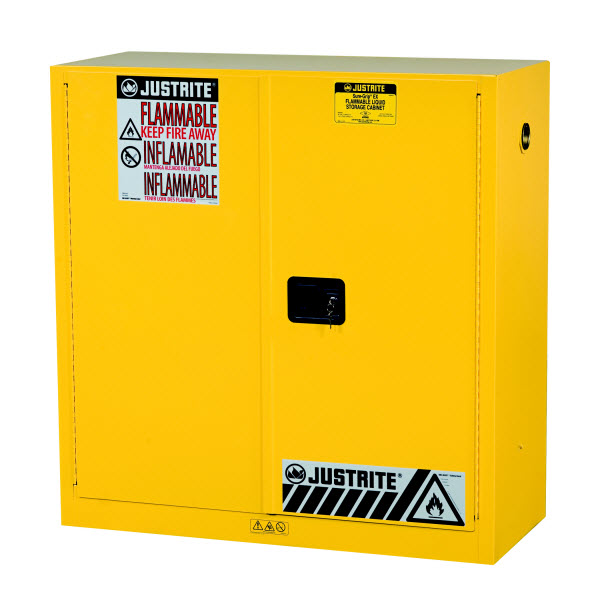Sure-Grip EX Safety Cabinet for Flammables
