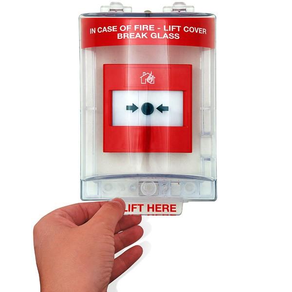 Fire Alarm Stopper