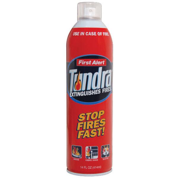 Tundra Kitchen Extinguisher spray