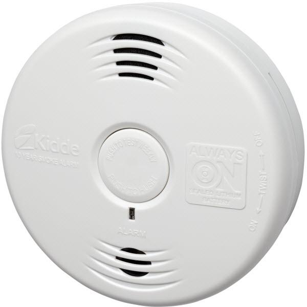 Home Protect Bedroom Smoke Alarm