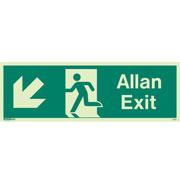 Allan Down Left 427