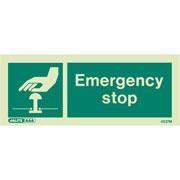 Emergency Stop 4237