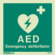 Emergency Defibrillator 4347
