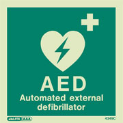 Automated External Defibrillator 4349