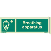 Wall Mount Breathing Apparatus 4379