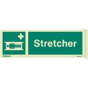 Wall Mount Stretcher 4386FS