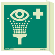 Wall Mount Eye Wash First Aid 4388FS