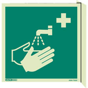 Wall Mount Hand Wash First Aid 4391FS