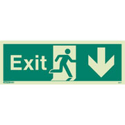 Exit Down 447
