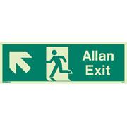 Allan Up Left 486