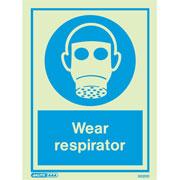 Wear Respirator 5020