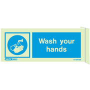 Wall Mount Wash Hands 5145