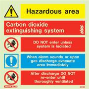 Carbon Dioxide Extinguishing System 6516