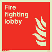Fire Fighting Lobby 6613