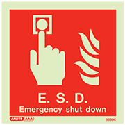 Emergency Shut Down 6633