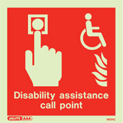Disability Assistance Call Point 6634