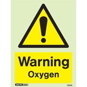 Warning Oxygen 7335