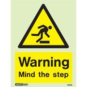 Warning Mind Steps 7528