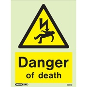 Danger Of Death 7587
