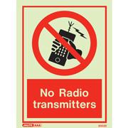 No Radio Transmitters 8003