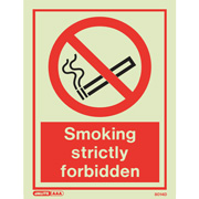 Smoking Strictly Forbidden 8014