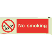 Wall Mount No Smoking 8067FS