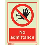 No Admittance 8115