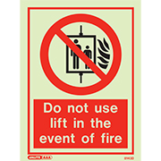 Do Not Use Lift 8143