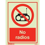 No Radios 8221