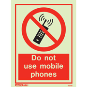 Do Not Use Mobile Phones 8272