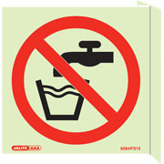 Do Not Use Water 8287FS