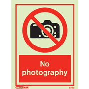 No Photography 8315