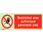 Restricted Area 8317