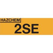 Hazchem 2SE HAZ2SE