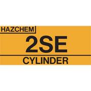 Hazchem Cylinder 2SE HAZCYL2SE