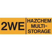 Hazchem Multi Storage 2WE HAZMS2WE