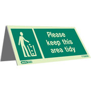 Tabletop Keep Area Tidy Pack of 5 TT3659