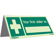 Tabletop First Aider Pack of 5 TT3955