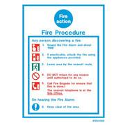 White Fire Procedure WX5005