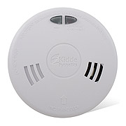 kidde slick wireless optical smoke alarm easy fire safety. Black Bedroom Furniture Sets. Home Design Ideas