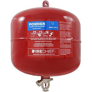 10kg automatic fire extinguisher