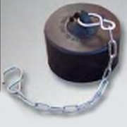 Female Cap & Chain for Inlet Breeching Valve
